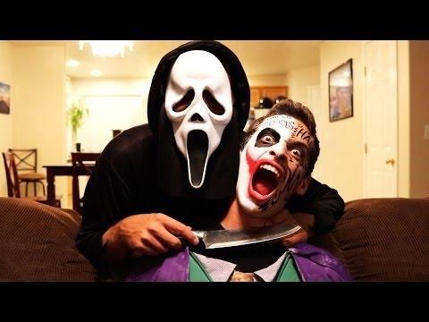 Người Nhện và Phim Người Nhện | Thần Chết Viếng Thăm Joker Điên – Cương Thi và Hồn Ma vs Joker