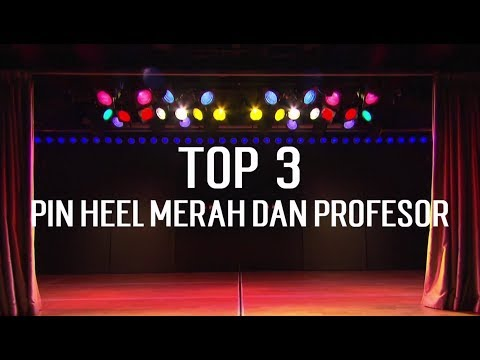 [Lyrics] Akai Pin Heel to Professor Rank 3 #JKT48RH2017