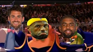 LeLowlights (LeBron James Lowlights)