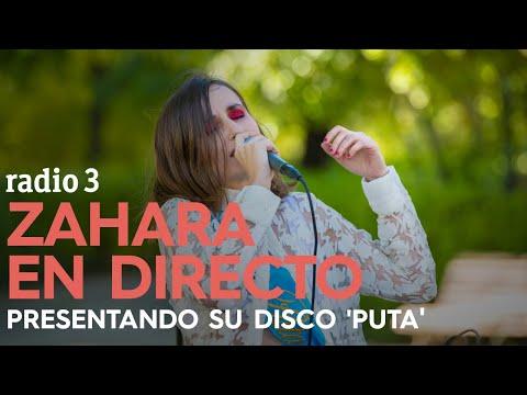 ZAHARA presenta 'Puta' en concierto | Directo Radio 3