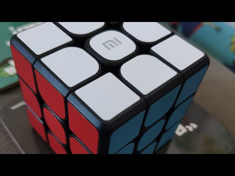 Mi Smart Rubik's Cube Bluetooth Unboxing - PT-br