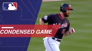 Condensed Game: NYM@WSH - 7/31/18