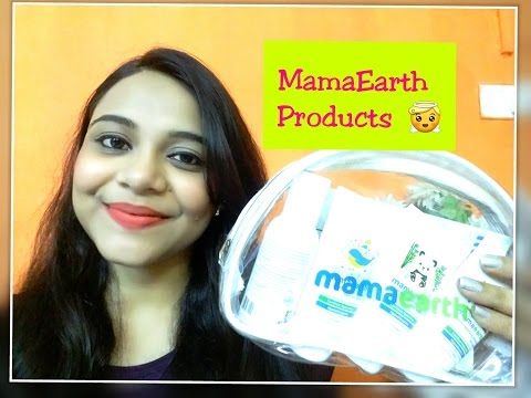 Mama Earth Travel Baby Essentials Kit | #MadeSafe Mama Earth Baby Skincare Products.