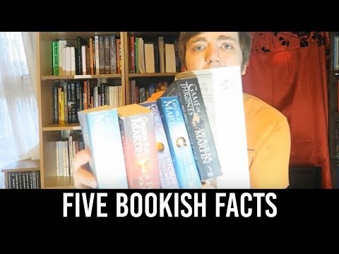 Westeros (George R. R. Martin / Game of Thrones) [FIVE BOOKISH FACTS]