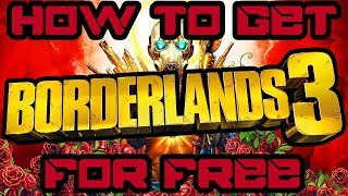How To Download Borderlands 3 For Free | Update 3 | 2019 | PC