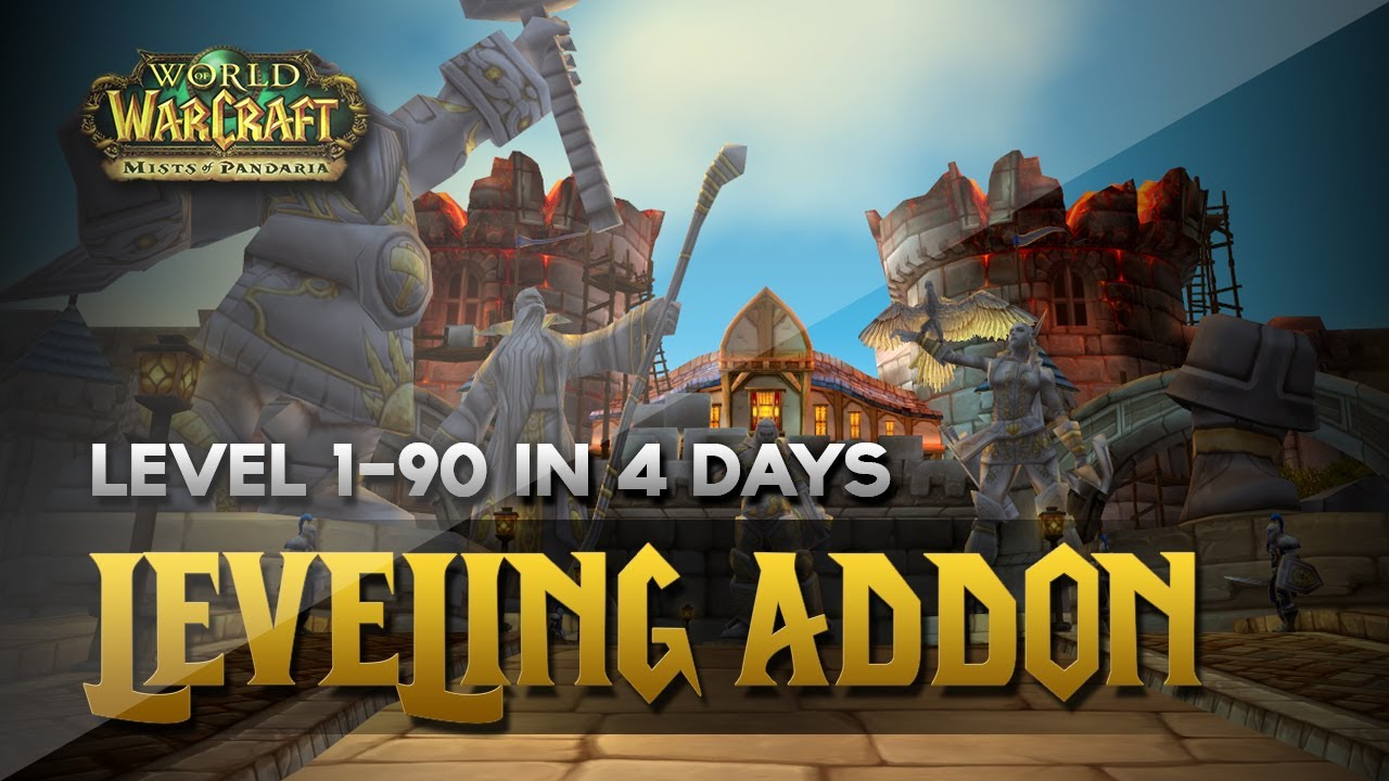 X elerated wow leveling guide rated 1 wow addon level for Cuisinier wow guide