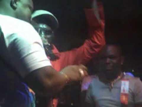 DOUK SAGA &  AZLOK DJ AU KARAOKE CHEZ ALEX DE COTONOU SOIREE GET 7