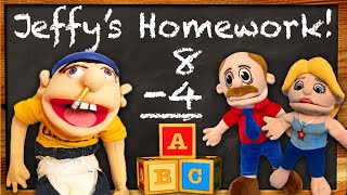 SML Movie: Jeffy's Homework!