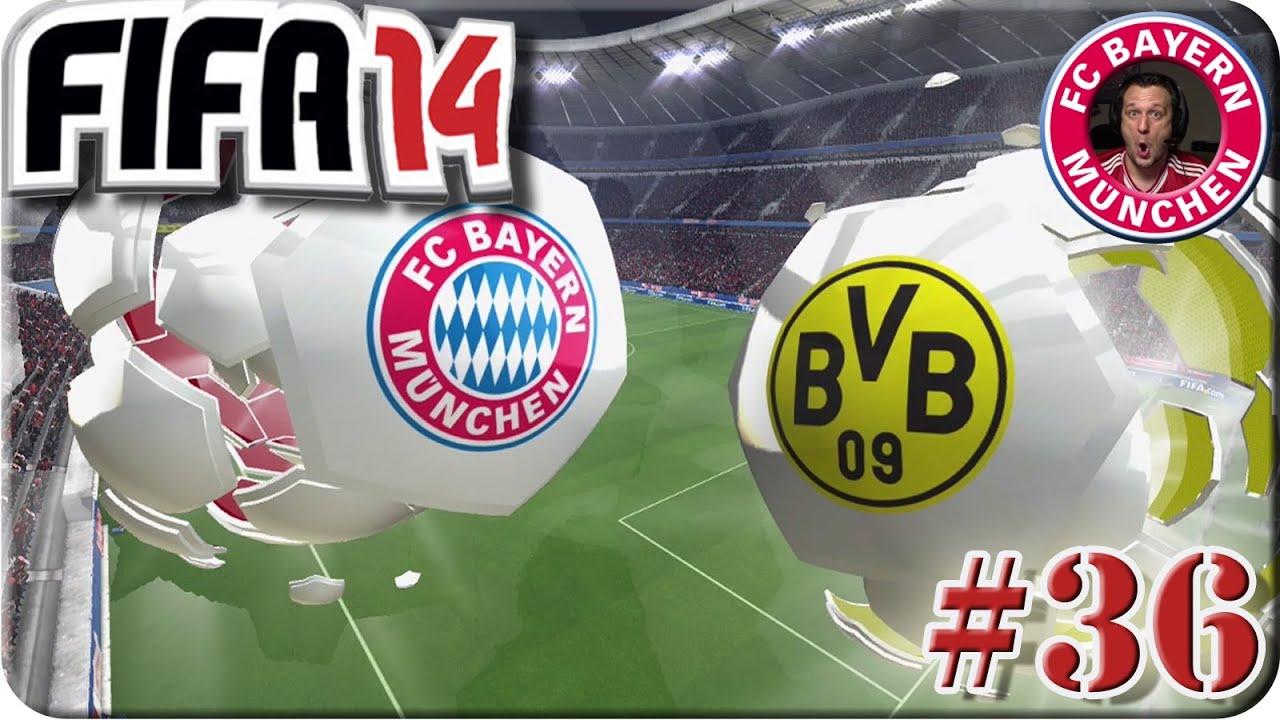Fc Bayern Dortmund Dfb Pokal