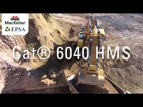 MacKellar Mining Cat 6040 HMS
