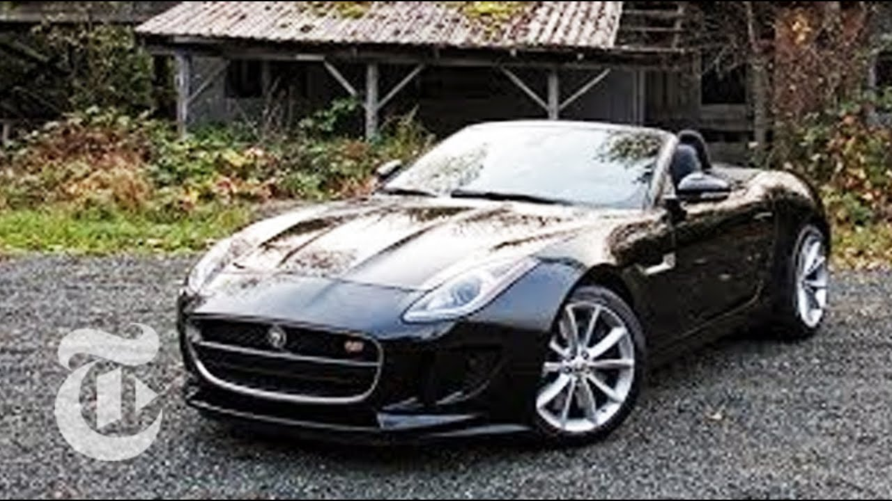 2014 jaguar f type s review the new york times youtube. Black Bedroom Furniture Sets. Home Design Ideas