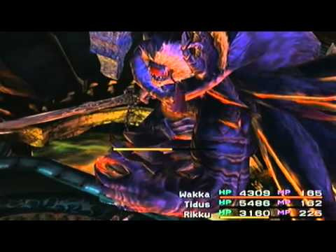 Final Fantasy X - Jecht Battles Part 2/2 - YouTube