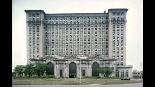 Former Michigan Central Station, Detroit 1993, Camilo José Vergara