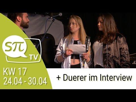 sPiTV| 24.04. - 30.04. | + Duerer im Interview | 2017