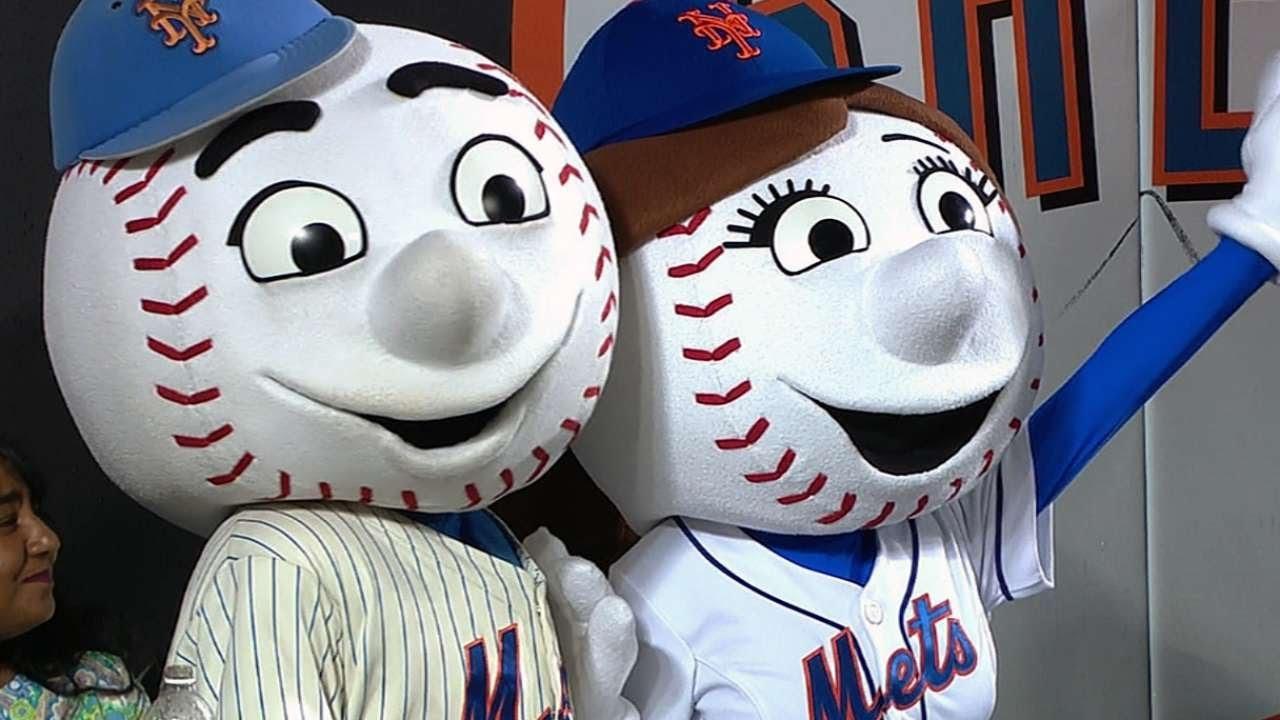 New York Mets Kids Watch