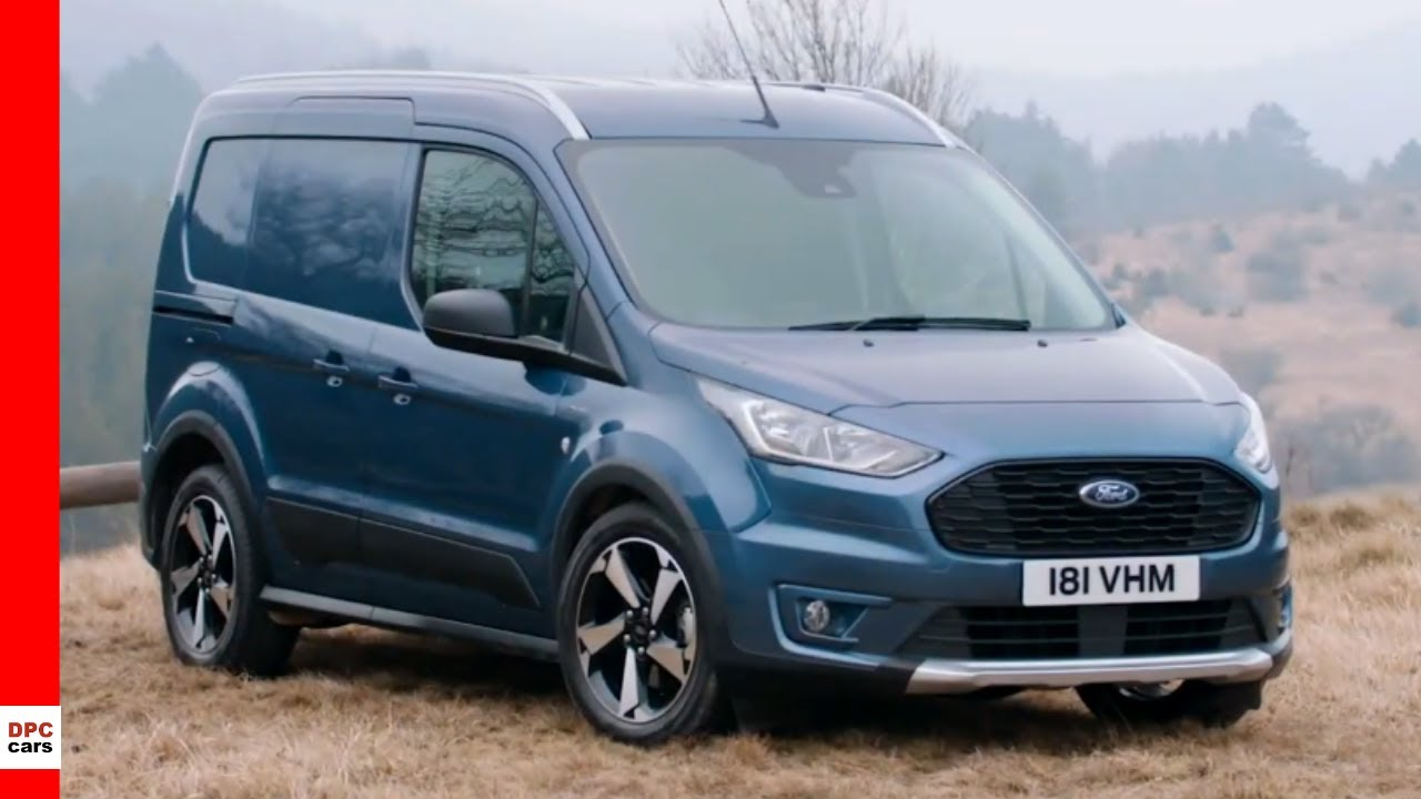 Ford Transit Connect Tyyppiviat