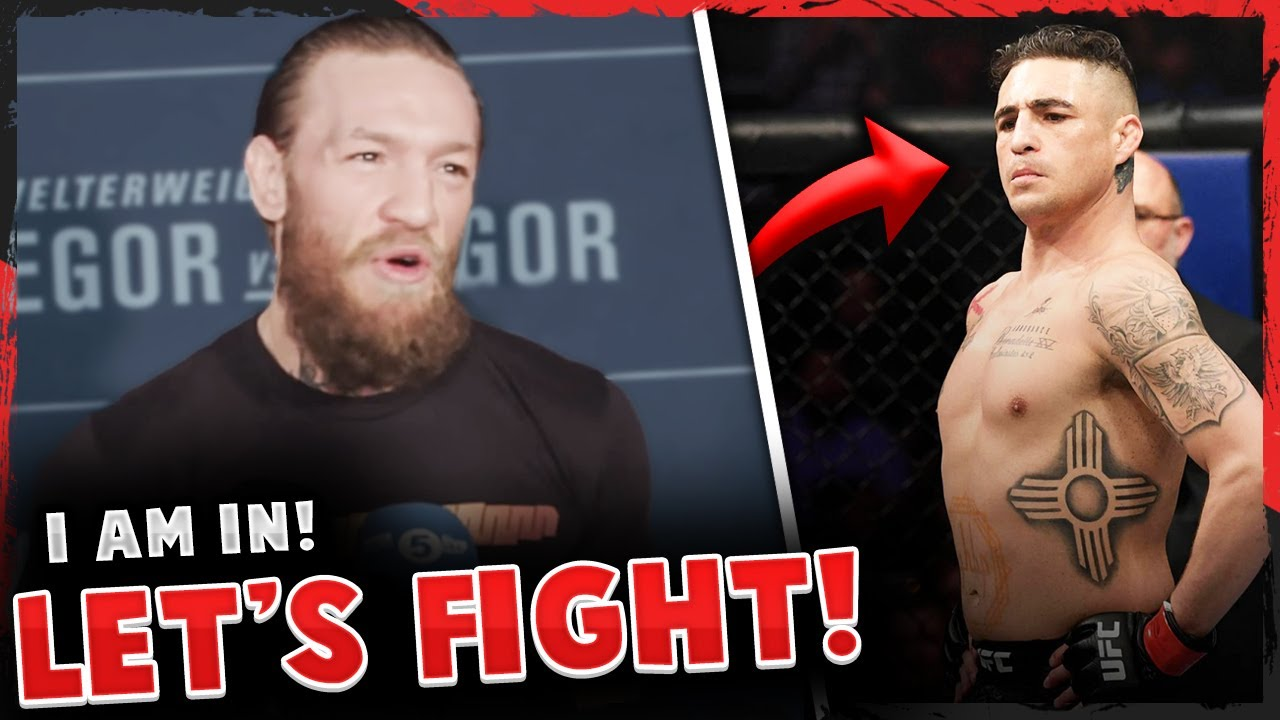 Conor McGregor LEAKS texts from Dana White about Diego Sanchez + claims he's BOXING Manny Pacquiao!