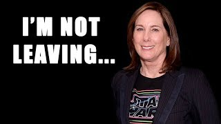 KATHLEEN KENNEDY'S 10 YEAR PLAN FOR STAR WARS!