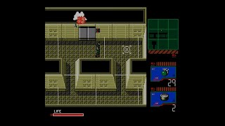 Metal Gear 2: Solid Snake - Red Blaster