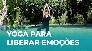 Yoga | Hatha Yoga para liberar memórias e emoções