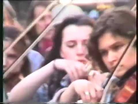 Камерный оркестр, Англия,1996, 3 часть