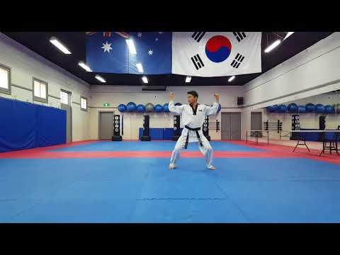 Pyongwon - 4th Dan/Poom Grading Level