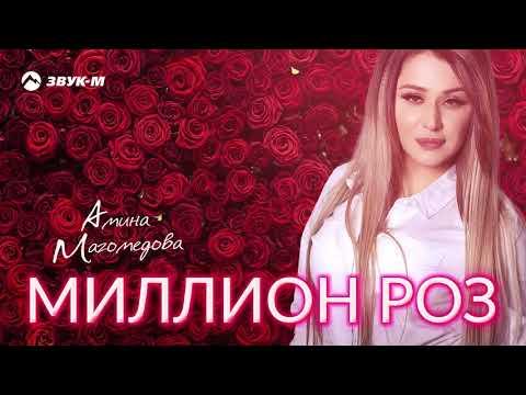 Амина Магомедова - Миллион роз   Премьера трека 2019