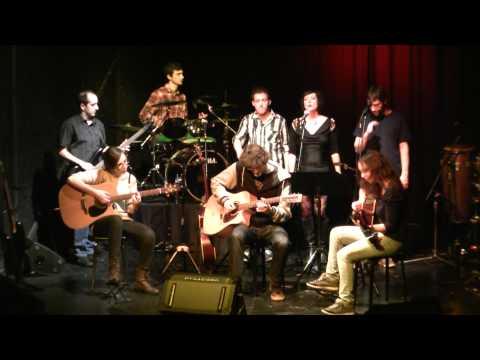 rango theme song - acoustic cover - los lobos - cem monthey