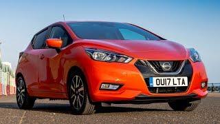 Nissan Micra 2018 Car Review