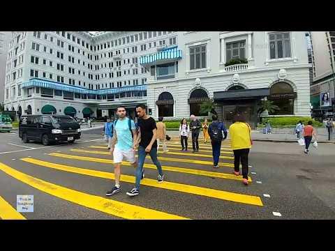 📱Hong Kong Life Live - going with Heidi S.K in Tsim Sha Tsui to Whampoa @ Kowloon (2018-10-18)