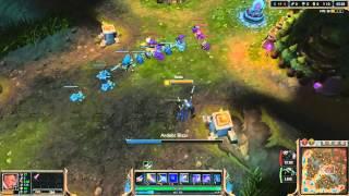 Lucian bug on 4.6