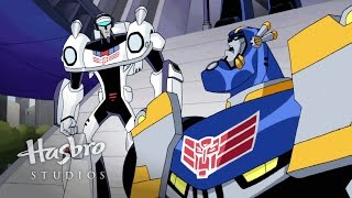 Transformers: Animated - Welcome to Earth