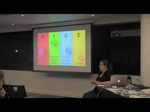 Julia Reynolds from Australian National University- e-Health (Part 1)