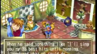 Grandia the Movie Part 26 - Vanished from the Face of the Earth
