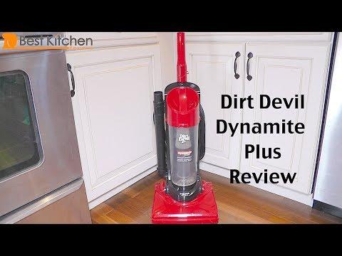 Dirt Devil Dynamite Plus Review