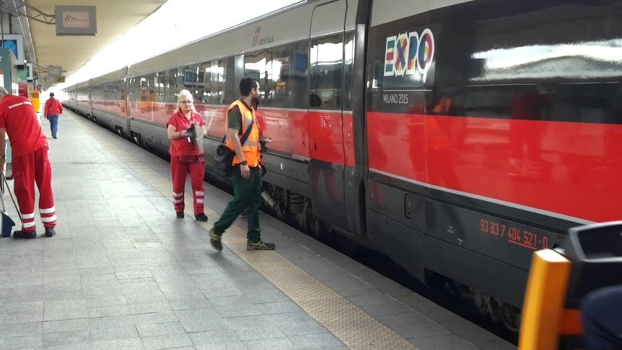 L 39 arrivo di un treno alla stazione di torino porta nuova - Orari treni porta nuova torino ...