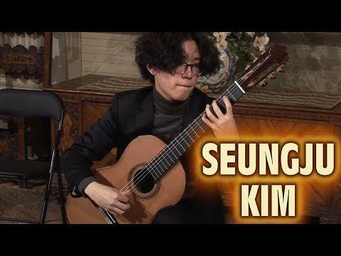 4K - SeungJu kim - Verona International Guitar Festival 2017
