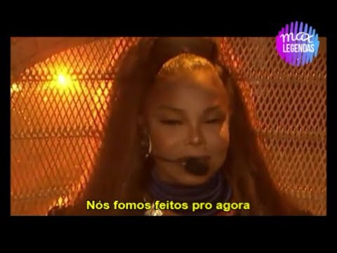 Janet Jackson feat. Daddy Yankee - Made For Now (Tradução) (Legendado) (Live)