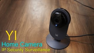 YI Home Camera review - Wireless IP Security Surveillance for Rs. 1,999 plus giveaway