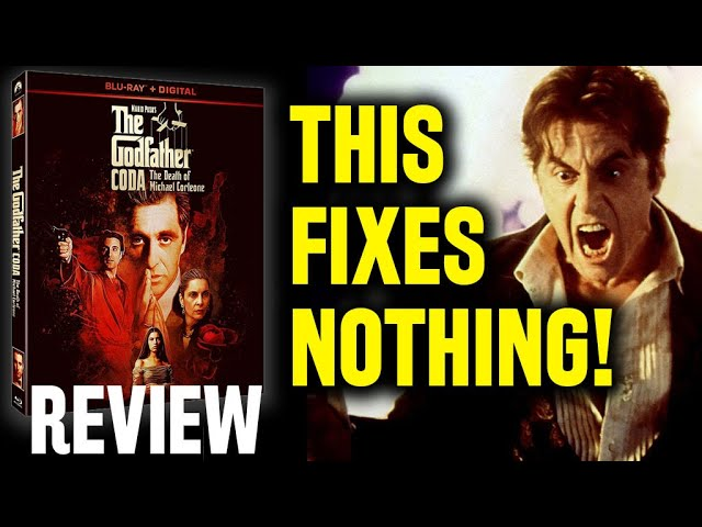 Is Godfather Part 3 Director's Cut A Pointless Cash Grab? - The Godfather Coda Review