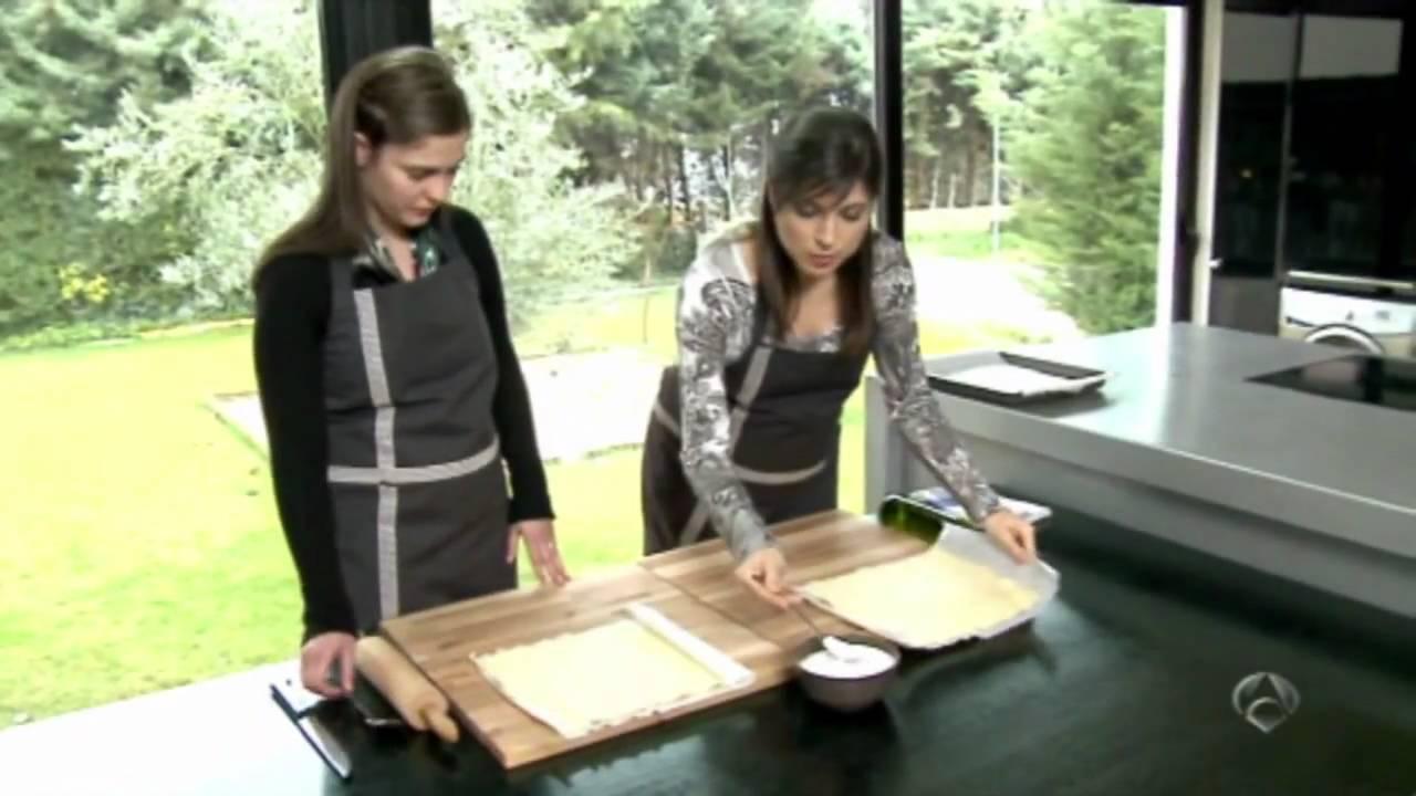 El mundo de isasaweis palmeritas de hojaldre seccion la for La cocina de isasaweis