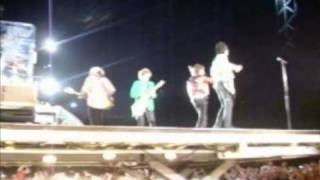 The Rolling Stones live im Münchener Olympiastadion am 16.7.2006 (München)
