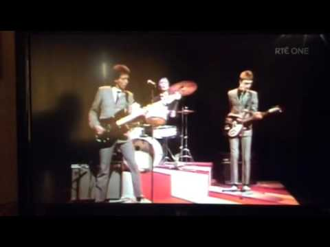 The jam-down in the tube station at midnight -irish tv