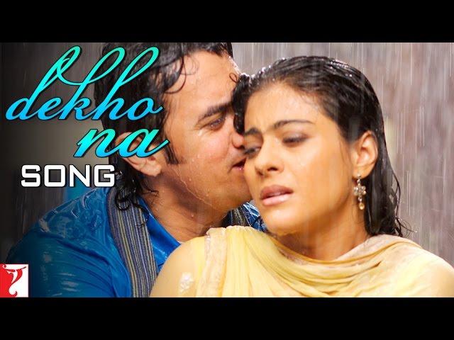 Dekho Na Song Fanaa Aamir Khan Kajol Sonu Nigam Sunidhi Chauhan Youtube