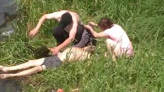 В реке Миасс пьяного купальщика забрал водяной - 22.06.2016г.