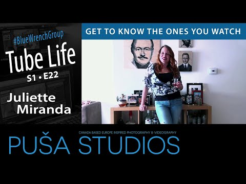 Puša Studios Tube Life #032 Juliette Miranda