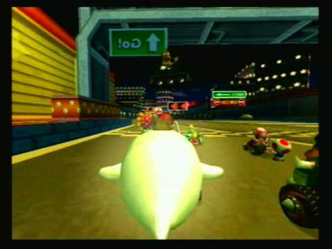 Mario Kart: Double Dash - 2003 - Mirror: All Cup And End Credits