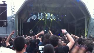 Soilwork - Spectrum Of Eternity (Live @ Vagos Open Air 2014)