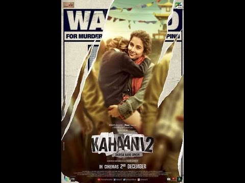 How to free download kahaani 2 full movie...