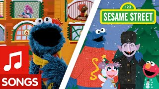 Sesame Street: Holiday Songs Compilation #2 | 40 minutes +